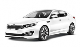 Kia TF Optima - аренда авто в Сургут